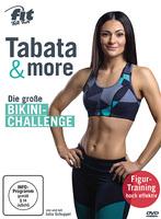 """Jetzt auf DVD: """"Tabata & more - die große Bikini-Challenge"""" in Kooperation mit FIT FOR FUN"""