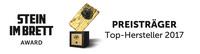 alwitra als Top-Hersteller ausgezeichnet