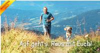 Das Wandern ist des Hundes Lust: Hundefreundliche Routen & Gastgeber 2017
