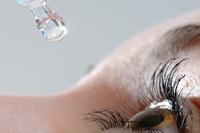 Gräuliche Färbung hinter der Pupille beim reifen Grauen Star