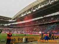 Krönender Abschluss der Saison mit RB Leipzig
