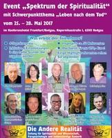 DAR-Kongress: Spektrum der Spiritualität 2017