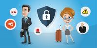 Umfrage zu aktuellen Sicherheitsaspekten auf Firmenreisen