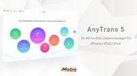 AnyTrans 5.5.2 ist voll kompatibel mit iOS 10.3.2