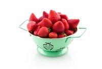 Ein Erdbeer-Spargel-Salat im Frühsommer