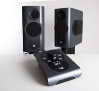Kii Audio auf der hifideluxe 2017: High-End-Lautsprecher Kii THREE und Fernbedienung Kii CONTROL live erleben