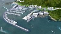 Porto Albania - Erster Mega-Yachthafen Albaniens: Startschuss für Bauarbeiten fällt