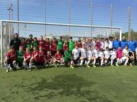 Jugend-Freundschaftsspiel und bunter Stadiontag