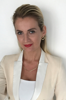 Arjeta Vataj ist Account & Partner Managerin Switzerland/Austria bei Kodak Alaris Information Management