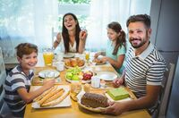 Regelmäßiges Frühstücken gut fürs Herz