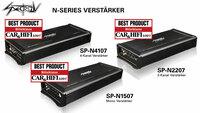 Sensationelle Performance - SPECTRONs N-Verstärker getestet