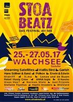 Stoabeatz Open Air Festival 2017 im Kaiserwinkl in Tirol - künstlerischer Freigeist trifft auf traditionelle Werte
