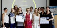 Schulklassen aus Münster, Hohenschwangau, Simmern und Plochingen gewinnen beim Französischwettbewerb FrancoMusiques mit selbstgeschriebenen Chansons