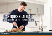 Gastrosexualität -  Wenn ein Wasserhahn nicht genug ist