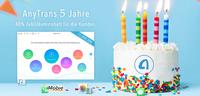 iMobie AnyTrans hat 12 Millionen Downloads erreicht