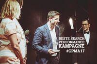 """metapeople und Deichmann gewinnen den Criteo Performance Marketing Award 2017 in der Kategorie """"Beste Search-Performance-Kampagne"""""""