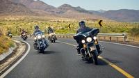 Aufsteigen, Gas geben, genießen:  Mit Harley oder Roadmaster von Denver nach LA