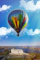 Ballonmeeting in Wilhelmshaven vom 15. bis 18. Juni: ein Event für die ganze Familie - Flüssiggasanbieter PROGAS unterstützt Veranstaltung