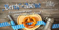 """""""Berch""""-Aktion des Hotel Bayerischer Hof"""