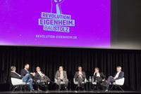 Revolution Eigenheim: Kontroverse Gespräche über bezahlbaren Wohnraum