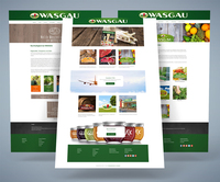 Frischer Web-Auftritt für die Frischemärkte von WASGAU