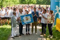 Laufend Gutes tun: Der Aegidius-Lauf 2017