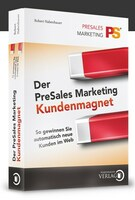 Neue Sonderaktion nicht zu überbieten: Der PreSales Marketing Kundenmagnet