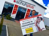 """schuhplus - """"Rabatte mit Sinn und Verstand"""" (Kay Zimmer)"""