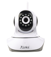 7links Drehbare WLAN-IP-Kamera IPC-280.HD mit Recording