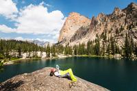 USA: Camping in unberührter Natur