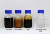 Bioöle aus Abfallstoffen