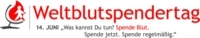 14. Internationaler Weltblutspendertag: Zentrale Festveranstaltung und Ehrung in Berlin