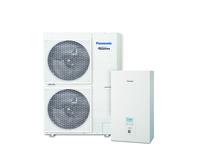 Panasonic Aquarea T-CAP: Luft/Wasser-Wärmepumpen ohne Leistungsverlust bis -20°C