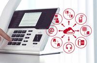 Virtuelle Telefonie kombiniert mit Unified Communications Funktionen