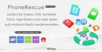 iMobie PhoneRescue ist jetzt verfügbar für Android-Geräte