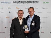 ACIO Versicherungsvergleiche wurde von eKomi zum besten Vergleichsportal 2017 ausgezeichnet