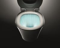 Das prämierte Spülsystem AquaBlade® überzeugt im Vergleichstest