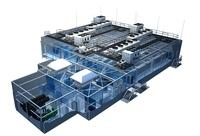 ICTroom baut und betreibt modulares, skalierbares und energieeffizientes Rechenzentrum für HL komm