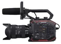 Panasonic zeigt kompakte 5,7K Super 35mm Kinokamera