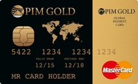 Goldhinterlegte Kreditkarte - ein innovatives Zahlungsmittel