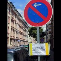 Achtung, Abschleppgefahr: Wenn der Parkplatz plötzlich zur Halteverbotszone wird