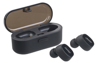auvisio Wireless In-Ear-Headset, Bluetooth 4.2, Lade-Etui