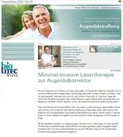 biolitec® Vista: www.info-laserlipolyse.de und www.info-augenlid.de informieren über neue Lasertherapien