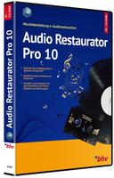 """Oldies werden zu Goldies mit dem neuen """"Audio Restaurator Pro 10"""" von bhv"""