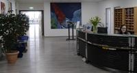 ecos office center dortmund: Konferenzbereich mit neuer Ausstattung
