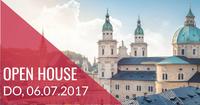 Save the date! Am 06.07. Tag der offenen Tür bei der SMBS - University of Salzburg Business School