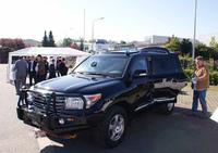 showimage Schutz für zivile und militärische Fahrzeuge