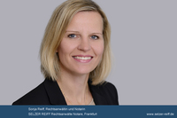 Rechtsanwältin Sonja Reiff als Notar in Frankfurt vereidigt