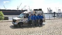 Baltic Sea Circle: FML fährt Auto-Rallye für guten Zweck