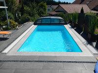 Mit einem Fertigpool zum eigenen Pool im Garten